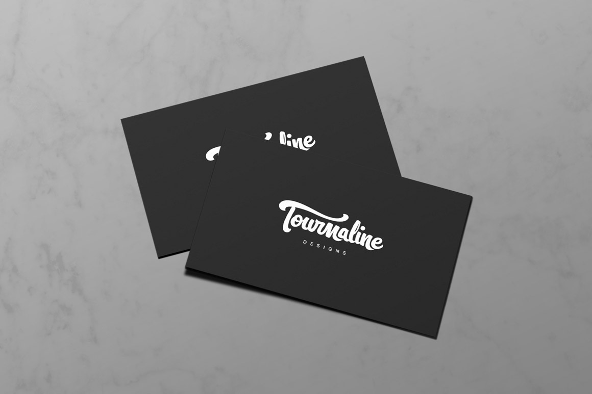 Tourmaline Logo & Hero