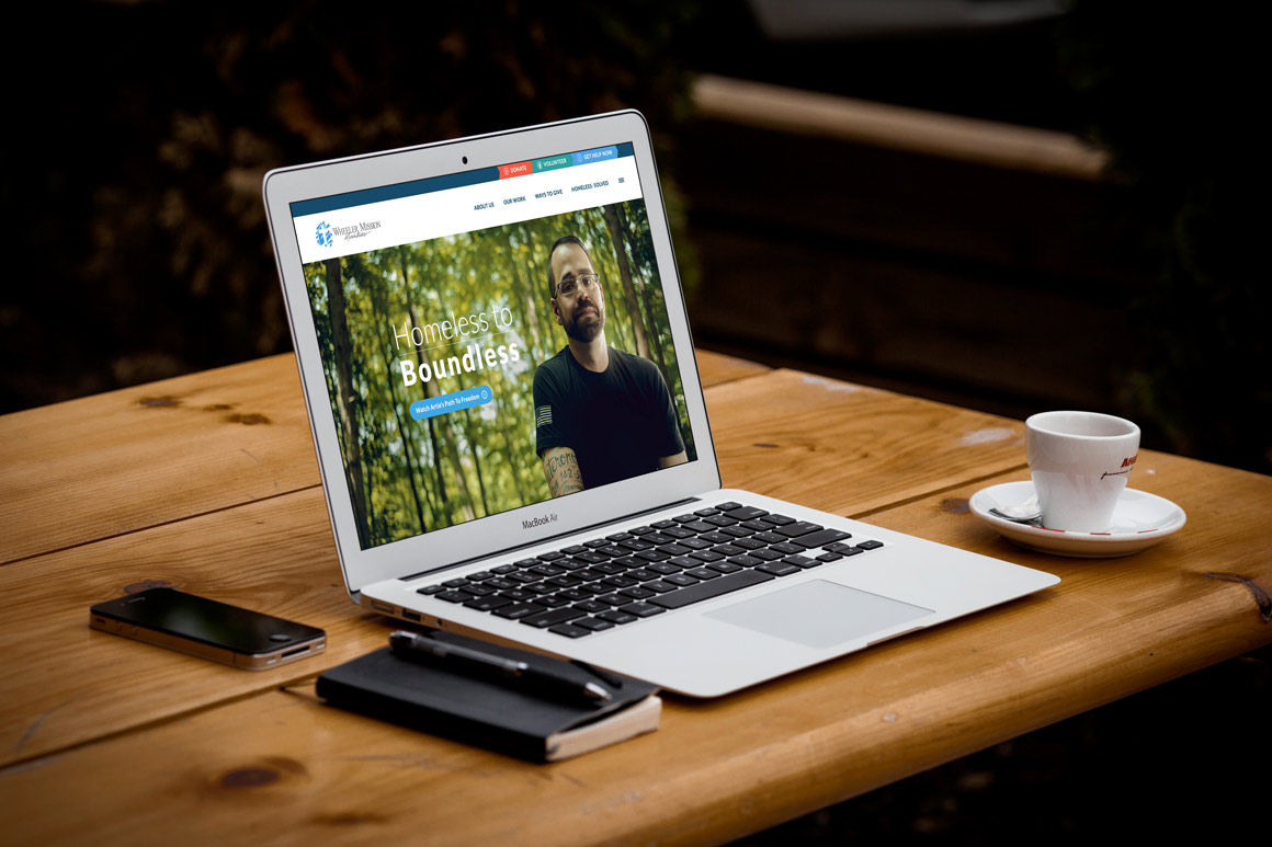 Wheeler Mission Ministries Website