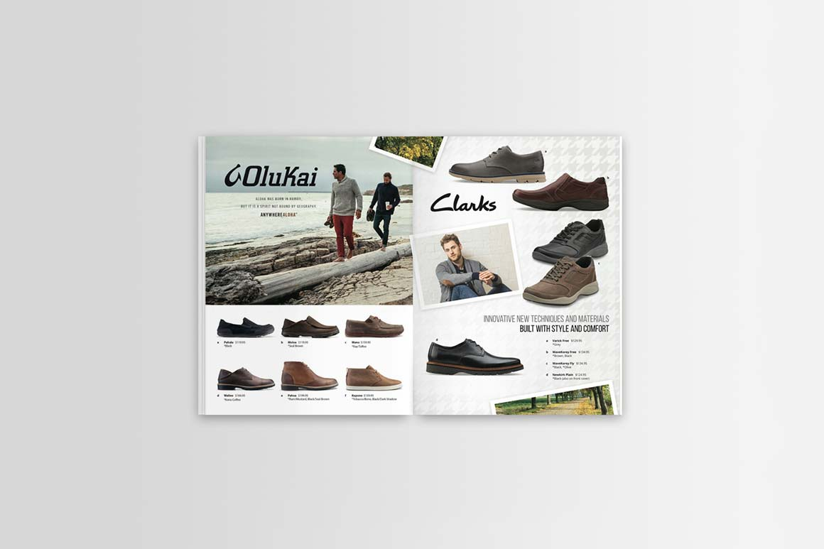 Footwear etc. Fall 2015 Catalog