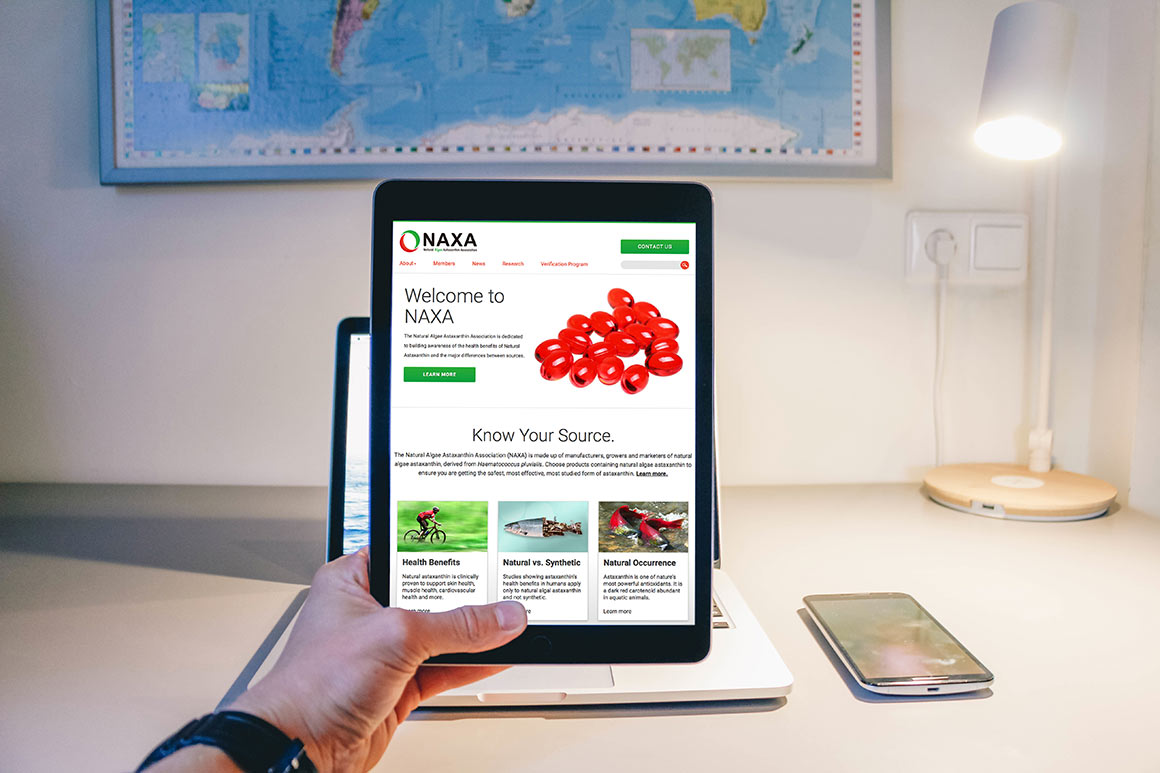 NAXA Website