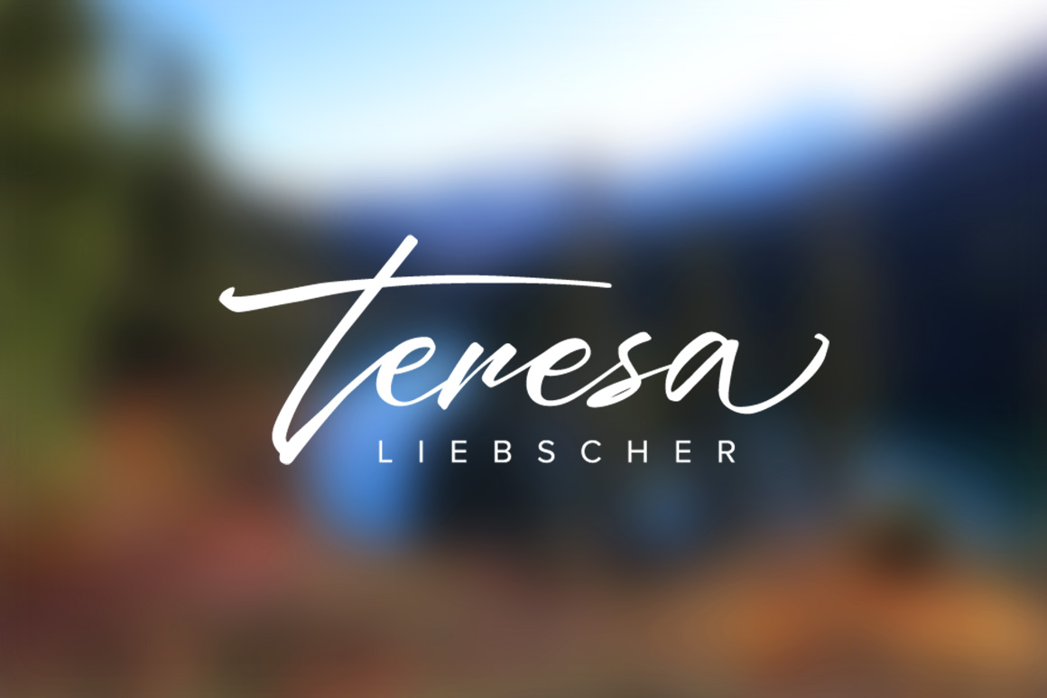 Teresa Liebscher Logo Design