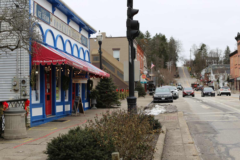 Chagrin Falls Downtown