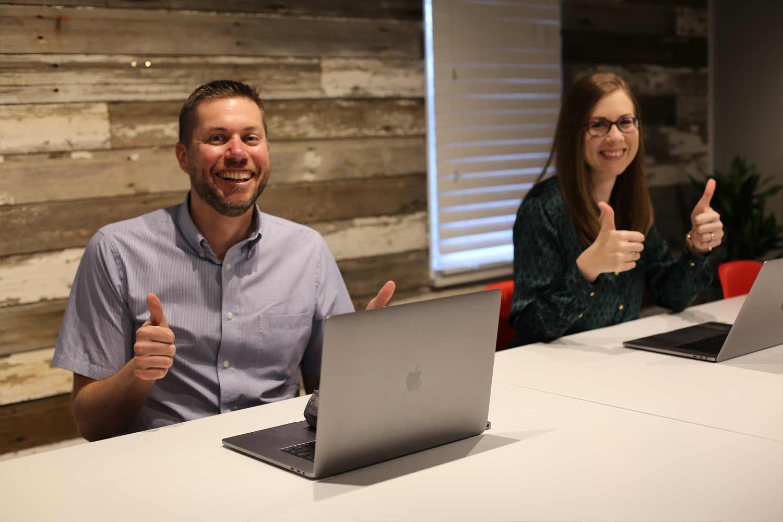 Chagrin Falls Web Design Office: Team