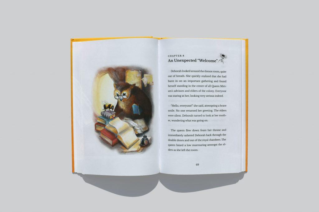 Gillian Kingsley Book Design & Launch