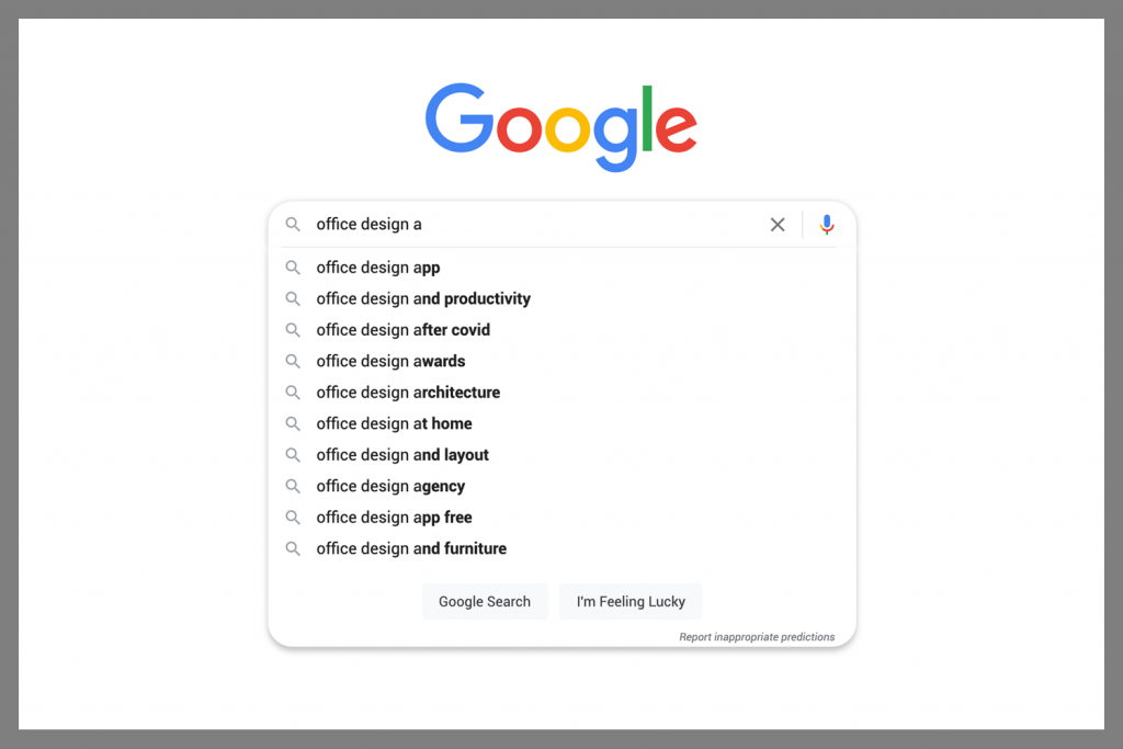 Using Google Autocomplete for SEO keyword research ideas